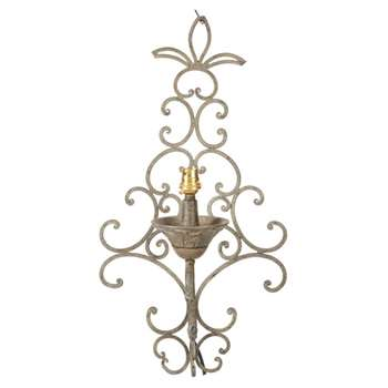 Wired Boulevard Wall Sconce - Brown (56 x 28cm)