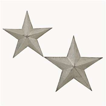 Witney Pair of Hanging Stars (H60 x W60cm)