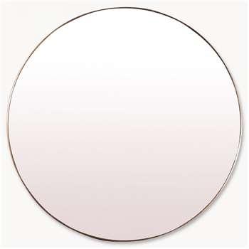 Woodcroft Round Mirror (120 x 120cm)