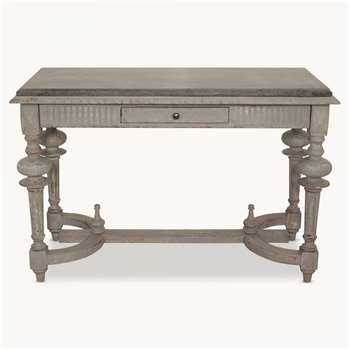 Woodcroft Stone Top Console Table (78 x 120cm)