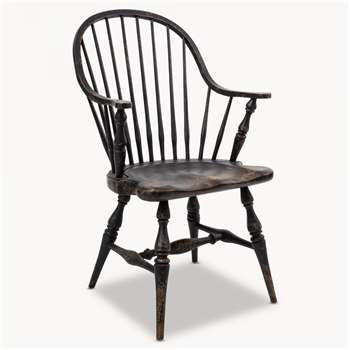 Woodcroft Windsor Chair (97 x 60cm)