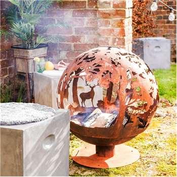 Woodland Fire Bowl (66 x 58cm)