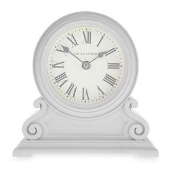 Writing Desk Mantel Clock (22 x 22.5cm)
