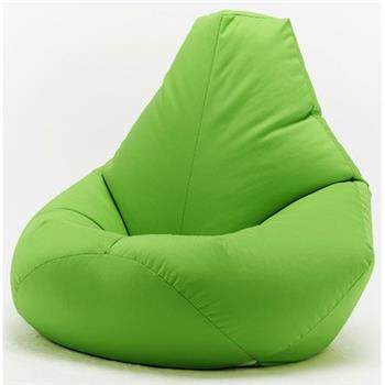 XX-L Lime Highback Beanbag Chair Water resistant Bean bags for indoor and Outdoor Use, Great for Gaming chair and Garden Chair