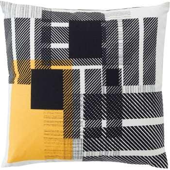 Zander Cushion, Yellow (45 x 45cm)
