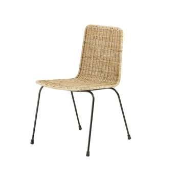ZIA Rattan Chair (H81 x W52 x D54cm)