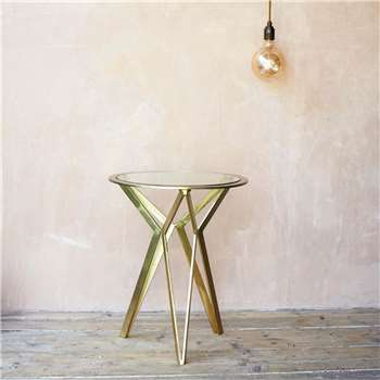 Ziggy Side Table (H54 x W45 x D45cm)