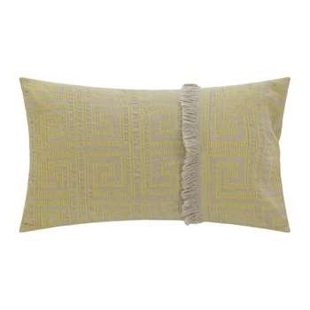 Zoeppritz since 1828 - Sunny Leg Cushion - Curry (H30 x W50cm)