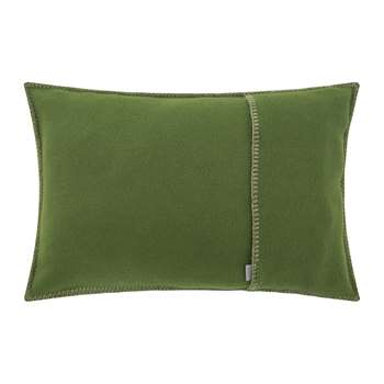 Zoeppritz - Soft Fleece Bed Cushion - Dark Jade (30 x 50cm)