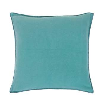 Zoeppritz - Soft Fleece Cushion - 50x50cm - Opal