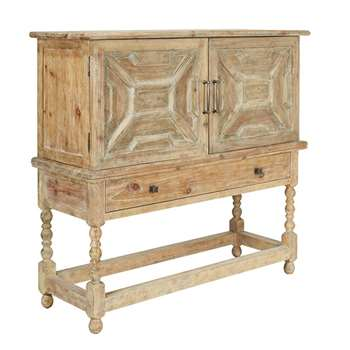 Zona Cabinet - Natural (118 x 127cm)