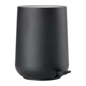Zone Denmark - Nova Pedal Bin - Black (H29 x W23 x D23cm)