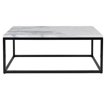 Zuiver Marble Power Coffee Table (H35 X W90 X D40cm)