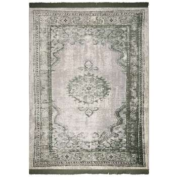 Zuiver Marvel Persian Style Rug in Moss Green (H170 x W240cm)