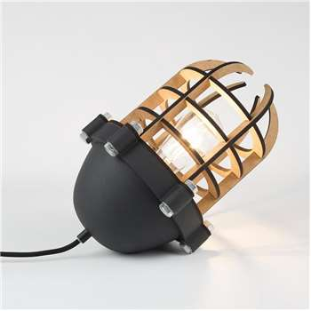 Zuiver Navigator Table Lamp in Black (24 x 30cm)